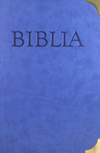 Recenzia na knihu Biblia s kovovými rožkami