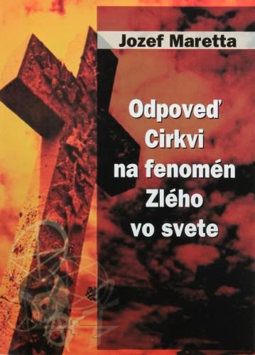 Recenzia na knihu Odpoveď Cirkvi na fenomén Zlého vo svete