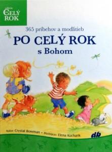 Recenzia na detskú knihu Po celý rok s Bohom