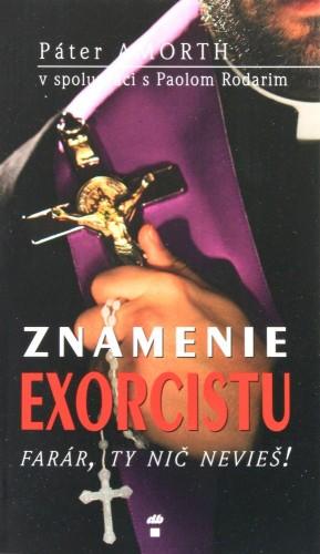 Recenzia knihy Znamenie exorcistu