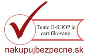 Certifikat nakupuj bezpecne