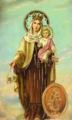 Škapuliarska Panna Mária