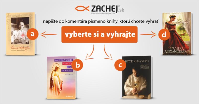 Vyberte si a vyhrajte: knihu
