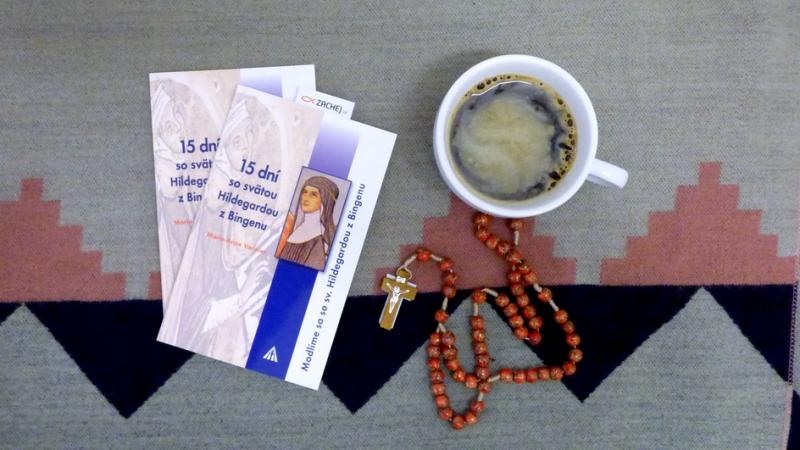 15 dní so svätu Hildegardou z Bingenu